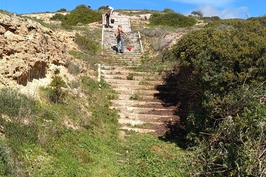 Miradouro Stairs 3